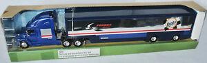 【送料無料】模型車 スポーツカー ホーラチームトランスポーターペンスキーレーシングウォーレスnascar hauler team transporter 2000 * penske racing * rusty wallace 164