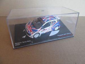 【送料無料】模型車 スポーツカー 21hixo peugeot 207 s2000 rallye ypres belgium 6meeke 14321h ixo peugeot 207 s2000 rallye ypres belgium 6 meeke 143