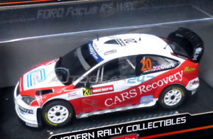 【送料無料】模型車 スポーツカー フォードrs wrc07gb 200811820 bクラークpford focus rs wrc07 wales rally gb 2008 118 figure 20 b clarkp