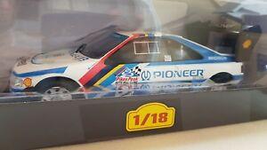 【送料無料】模型車 スポーツカー プジョー405altaya118peugeot 405 pikes peak altaya rally 118