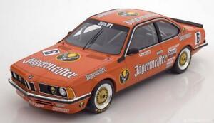 【送料無料】模型車 スポーツカー #イェーガーマイスター118 cmr bmw 635 csi 6, dpm stucco 1984 jgermeister