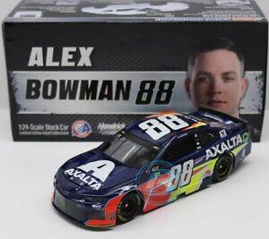 【送料無料】模型車 スポーツカー #シボレーアレックスイム24 hm chevy nascar 2019 * axalta * alex bowman 124 lim