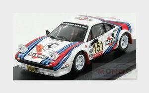【送料無料】模型車 スポーツカー フェラーリマティーニサイズラリーツールドコルスベスト#ファッションferrari 308 gtb martini size 4 151 rally tour de corse 2011 best 143 be9707 fashion