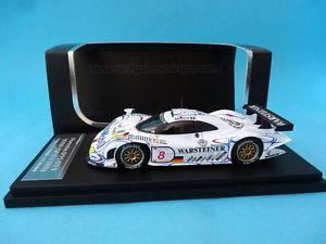 【送料無料】模型車 スポーツカー ポルシェグアテマラ#ミュラーporsche 911 996 gt1 8 alzenmullerwollek fia lm gt 1998 143 hpi 8095