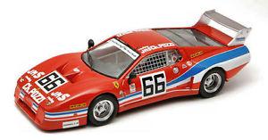 【送料無料】模型車 スポーツカー フェラーリ#デイトナレナモデルferrari 512 bb 66 53th 24 h daytona 1979 andruet dini ballot lena 143 model