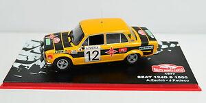 【送料無料】模型車 スポーツカー シートモンテカルロ#スケールseat 124d s1800 rallye montecarlo 1977 12 scale 143