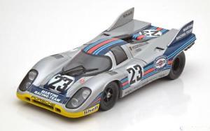 【送料無料】模型車 スポーツカー ポルシェ#キロスパマルコヴァン118 norev porsche 917k 23, 1000 km spa markovan lennep 1971