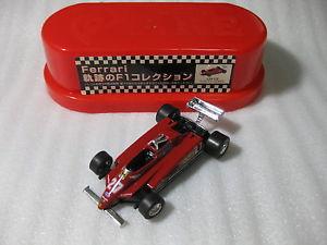 【送料無料】模型車 スポーツカー フェラーリ126c227ヴィルヌーヴ1982マテル172ダイカストモデルf1ローソンferrari 126c2 27 villeneuve 1982 mattel 172 diecast model formula 1 car lawson
