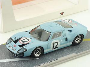 【送料無料】模型車 スポーツカー フォードアメリカルマン#bizarre bz280 ford usa gt40 le mans 1966 12 143 mib ovp 16022027