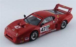 【送料無料】模型車 スポーツカー フェラーリデイトナデービスデベルナール#ベストモデルferrari 512 bb lm daytona 1982 davisde bernard 47 best 143 be9546 model