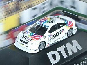 【送料無料】模型車 スポーツカー オペルアストーペメニュー#herpa opel astra v8 coupe dtm 2001, menu 16 037983 187