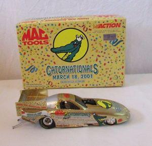 【送料無料】模型車 スポーツカー ツールスケールmac tools gatornationals 50th anniversary nhra 124 scale firebird funny car
