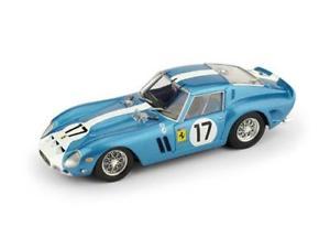 【送料無料】模型車 スポーツカー フェラーリ250 gto n17 6th lm1962グロースマンロバーツ143 brumm r532モデルferrari 250 gto n17 6th lm 1962 grossmanfireball roberts 143 brumm r