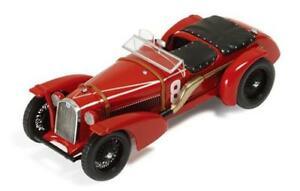 【送料無料】模型車 スポーツカー アルファロメオ#ルマンネットワークalfa romeo 8c 2300lm 23l sommer 8 winner le mans 1932 rsommer ixo 143 lm1932