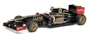 【送料無料】模型車 スポーツカー コーギーロータスチームテストカージェロームダンブロジオcorgi cc56403 lotus f1 team e20 2012 test car jerome dambrosio 143