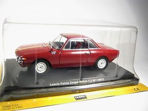 【送料無料】模型車 スポーツカー ランチアラリーεlancia fulvia c rallye 1,3 hf fabbri ε 124