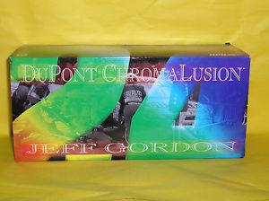 【送料無料】模型車 スポーツカー ジェフゴードンjeff gordon chromalusion 124