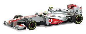 【送料無料】模型車 スポーツカー コーギーボーダフォンマクラーレンメルセデスレースカーセルジオペレスcorgi cc56702 vodafone mclaren mercedes mp428 race car sergio perez 143