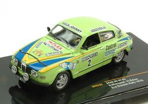 【送料無料】模型車 スポーツカー #スウェーデンラリーモデルsaab 96 v4 スポーツカー 2 sylvan 2nd v4 swedish rally 1976 s blomqvisth sylvan 143 model, 瑞穂市:79e45074 --- coamelilla.com