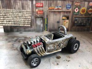 【送料無料】模型車 スポーツカー ホットホイールカスタムフォードロードスターhot wheels custom ford roadster