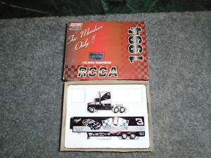 【送料無料】模型車 スポーツカー デイルアーンハートレースホーラ196 dale earnhardt sr rcca goodwrench racing hauler