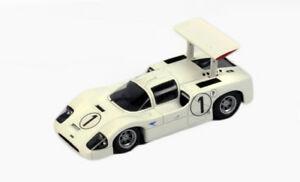 【送料無料】模型車 スポーツカー チャパラル#ブランドハッチスケールモデルchaparral 2f 1 winner 6h brand hatch 1967 true scale 143 tsm114345 model
