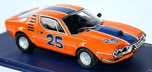 【送料無料】模型車 スポーツカー アルファロメオモントリオールコルサワトキンズグレン#alfa romeo montreal corsa 6 ore watkins glen 1973 25 everett zeccoli 143 m4