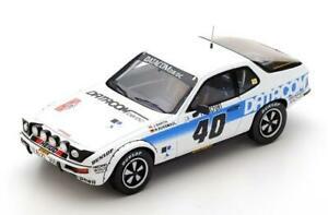【送料無料】模型車 スポーツカー wrcポルシェ924 gts40バースモンテカルロ1979143スパークs4187wrc porsche 924 gts 40 barth monte carlo 1979 143 spark s4187
