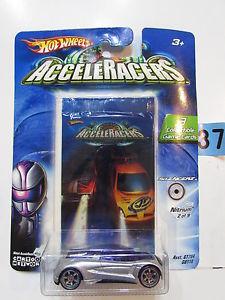 【送料無料】模型車 スポーツカー ホットホイール#カードゲーム2004 hot wheels acceleracers nitrum 29 3 collectible card game
