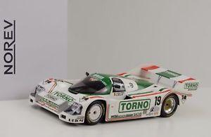 【送料無料】模型車 スポーツカー ポルシェ#キロムジェロ1985 porsche 962 c 19 3rd 1000km mugello bellof boutsen 118 norev