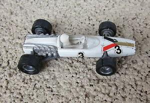 【送料無料】模型車 スポーツカー ビンテージフォーミュラレーシングオランダvintage brm 201 f1 formula racing car metal toy made in holland by eisi