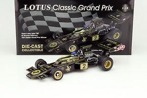 【送料無料】模型車 スポーツカー quartzo 18292ハス72e 2gp f1 italie 1973 peterson118quartzo 18292lotus 72e 2 winner gp f1 italie 1973 peterson 118