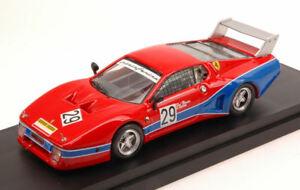 【送料無料】模型車 スポーツカー フェラーリ512 bb lm mugello1981delブオノgovoni29143 be9613モデルferrari 512 bb lm mugello 1981 del buonogovoni 29 best 143 be9613 mod