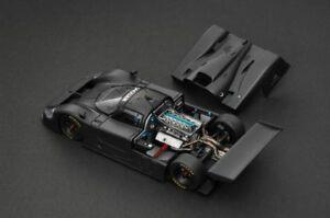 【送料無料】模型車 スポーツカー ジャガープレーンカラーブラックモデルレーシング