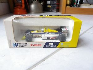 【送料無料】模型車 スポーツカー ウィリアムズルノーリカルドパトレーゼ#オニキスwilliams renault fw12c ricardo patrese 6 onyx 143 f1 formula 1 1989