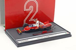 【送料無料】模型車 スポーツカー ジルビルヌーブフェラーリ#イタリアフォーミュラgilles villeneuve ferrari 312t5 2 accident italy gp formula 1 1980 143 brumm