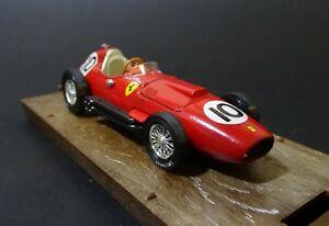【送料無料】模型車 スポーツカー フェラーリスケールbrumm r122 ferrari hp 275, 801 f1, 1957 143 scale, exclnt as