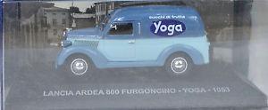 【送料無料】模型車 スポーツカー ランチアardea 800 furgoncinoヨガ annee de1953エシェル143lancia ardea 800 furgoncino yoga anne de construction 1953 chelle 143