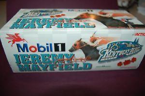 【送料無料】模型車 スポーツカー 199912412ジェレミーメイフィールドモービル1125ケンタッキーダービーaction