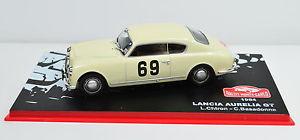 【送料無料】模型車 スポーツカー lancia aurelia gtモンテカルロ195469 escala 143lancia aurelia gt rally montecarlo 1954 69 escala 143