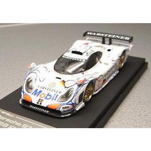 【送料無料】模型車 スポーツカー ポルシェグアテマラ#ルマンモデルレーシングporsche 911 gt1 7 le mans 1998 143 model hpi racing