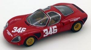 【送料無料】模型車 スポーツカー アルファロメオ#ボローニャパッソデッラalfa romeo 33 stradale 346 bologna passo della radicosa gwr 1968 143