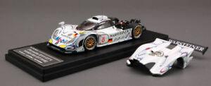 【送料無料】模型車 スポーツカー ポルシェグアテマラ#モデルレーシングporsche 911 gt 1 8 lm 1998 143 model hpi racing