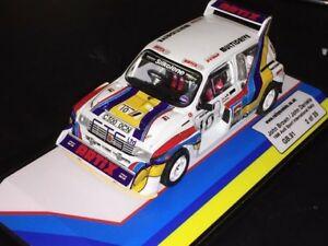【送料無料】模型車 スポーツカー ネットワークアウディスポーツインテリアラリージョンブラウンコードixo 143 mg metro 6r4 audi sport interior rally 1986 john brown code 3