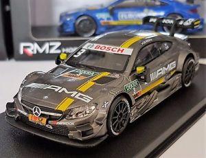 【送料無料】模型車 スポーツカー メルセデスベンツドイツ#スケールrmz hobby mercedes benz amg c63 dtm germany 3 pc box scale 143 ovp