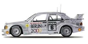 【送料無料】模型車 スポーツカー メルセデス#ベルリンロズベルグスケールmercedes 190e evo2 amg 6 berlin 2000 dtm 1992 rosberg true scale 143 tsm124351