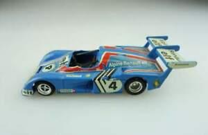 【送料無料】模型車 スポーツカー アルパインルノールマンボックス20 alpine renault 2l v6 a441 le mans solido 143 without box 504167