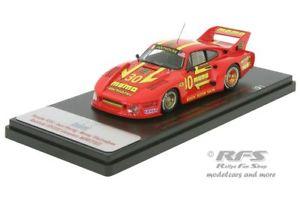 【送料無料】模型車 スポーツカー ポルシェマイルデイトナヨーストモレッティカーウァイporsche 935 jwinner 250 miles daytona 1982joestmoretti 143 kar005