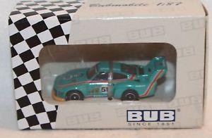 【送料無料】模型車 スポーツカー bub 187モデル08877ポルシェ935バイヤン51 limitedbub 187 metal model 08877porsche 935 vaillant 51 limited