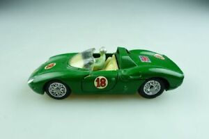 【送料無料】模型車 スポーツカー フェラーリシルバーストーンレーサーレーシングカーボックス listing59 mercury 143 ferrari 330 silverstone racer racing car green without box 507647